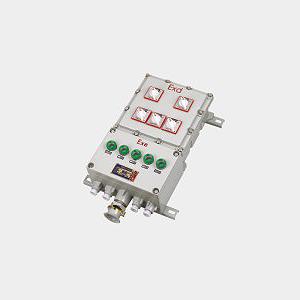 BXM(D)系列防爆照明(动力)配电箱(铝箱IIB)