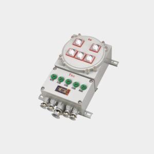 BXM(D)系列防爆照明(动力)配电箱(铝箱IIC)
